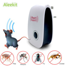 Multifunctional Ultrasonic Pest Repeller Home Indoor Electronic Mosquito Repellent Rodent Insects Mice Bugs Roaches Pest Control