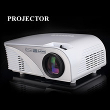 New Projector Portable Video Micro Home Theater HD 1080P Proyector 2016 Projektor Beamer VGA/USB/HDMI/AV For Arab Pk UC40 GM60