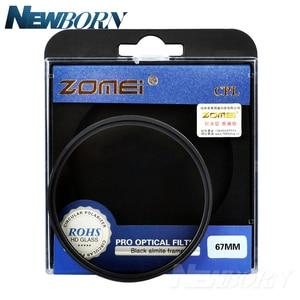 Image 5 - ZOMEI CPL Circular Polarizer Camera filter for Canon Nikon DSLR Camera lens 40.5/49/52mm/55/58/62/67/72/77/82mm