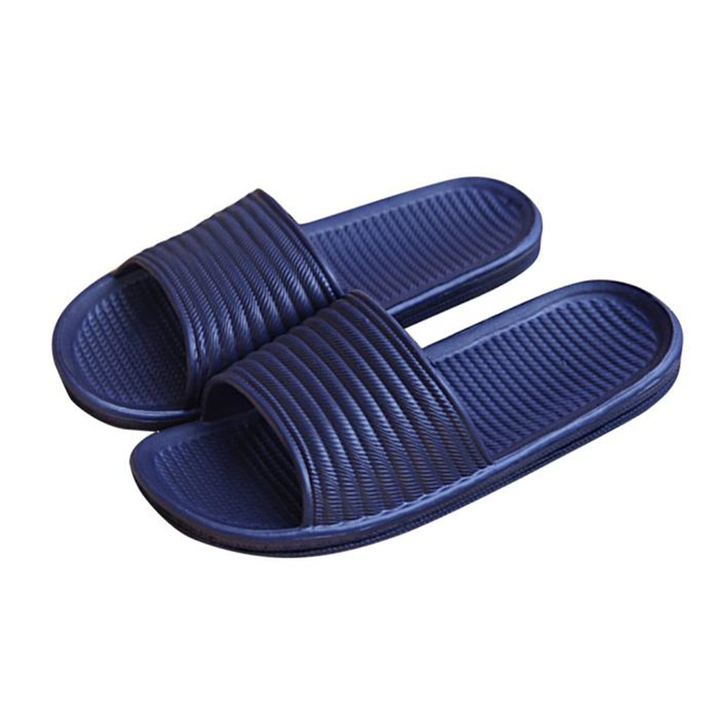 SAGACE 2018 Hot Fashion Light High Quality Men Summer Stripe Flip Flops Shoes Boys New Flip-flops Slipper Sandals SIZE41-45