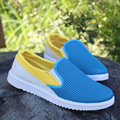 2017 Spring New Slip on Men Casual Shoes Flats Breathable Summer Flat Shoes Hot Sale
