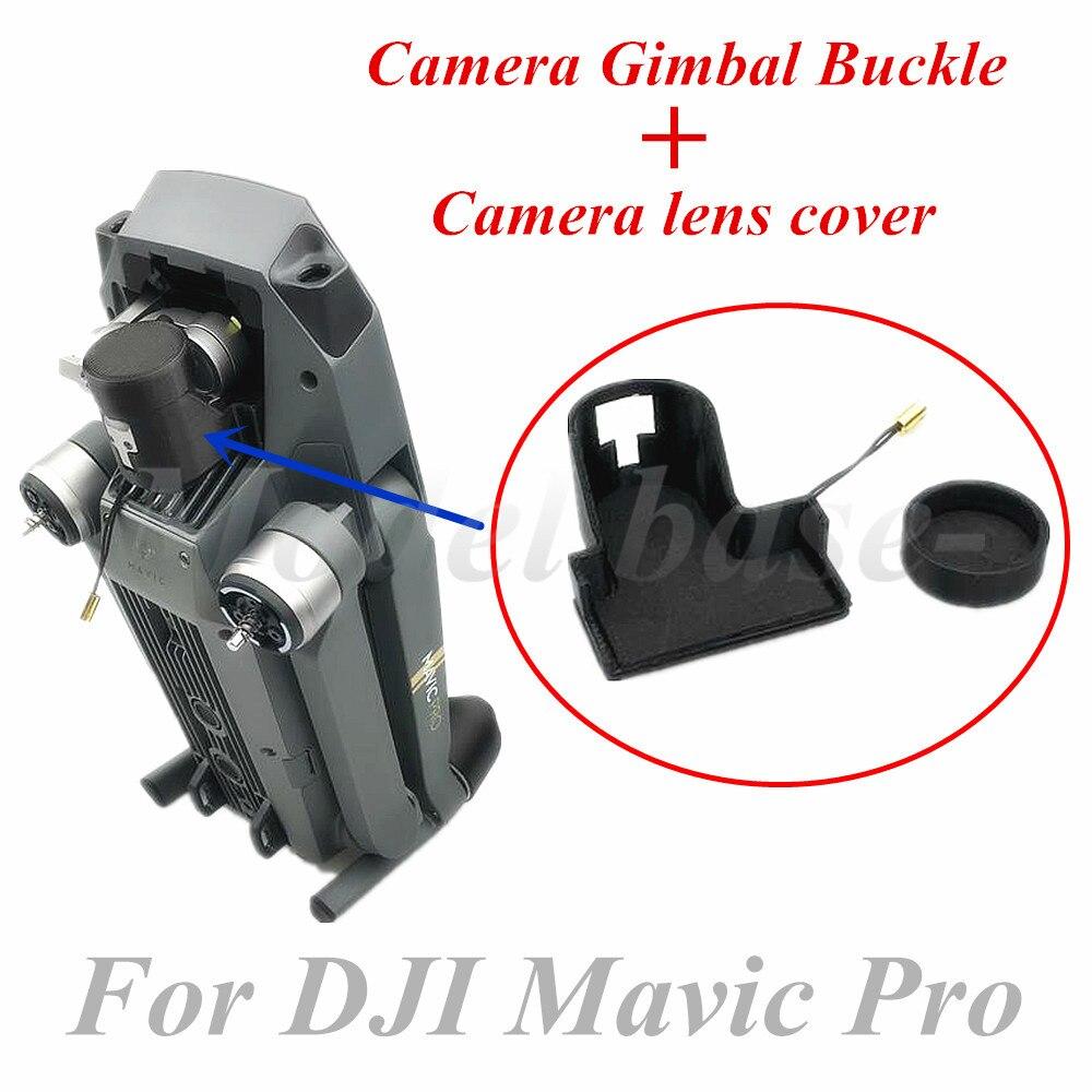 Mavic Camera Protector Bracket Clip Gimbal Fixator Lock Clamp Camera Lens Cover Buckle for DJI Mavic