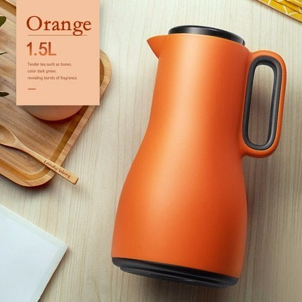 Permalink to Drinkware Fashion Glass Liner Vacuum Flasks and Thermoses Plastic PP Eco-friendly Thermoses Keep Warm For 48 Hours