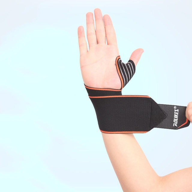 Sports Support Strap Wristband