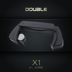 DOPPEL X1 Pro Akustische Gitarre Pickup Einzelnen Doppel Pickups Preamp System Vermeiden Öffnen für 39-42 Zoll Pick- up Gitarre Zubehör
