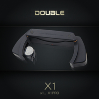 DOUBLE X1 Pro Acoustic Guitar Pickup Single Double Pickups Preamp System Avoid Opening for 39-42 Inch Pick up Guitar Accessories