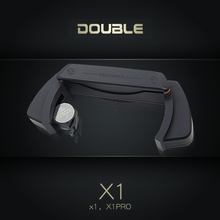 DOUBLE X1 Pro Acoustic Guitar Pickup Single Double Pickups Preamp System Avoid Opening for 39 42 Inch Pick up Guitar Accessories
