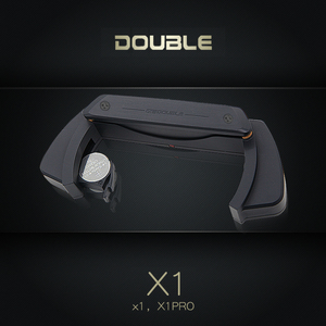 DOUBLE X1 Pro Acoustic Guitar Pickup Single Double Pickups Preamp System Avoid Opening for 39-42 Inch Pick up Guitar Accessories(China)