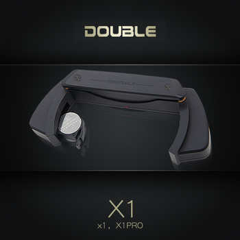 DOUBLE X1 Pro Acoustic Guitar Pickup Single Double Pickups Preamp System Avoid Opening for 39-42 Inch Pick-Up Guitar Accessories - DISCOUNT ITEM  24% OFF All Category