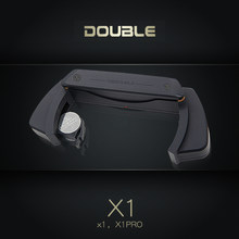 DOUBLE X1 Pro Acoustic Pickup Guitar Single Double Pickups Preamp System Avoid Opening for 39-42 Inch Pick up Guitar Accessories