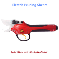 Electric Pruning Shears With Anti Slip Grip Garden Power Tool Fruit Tree Pruning Machine Pruning Tool SCA2