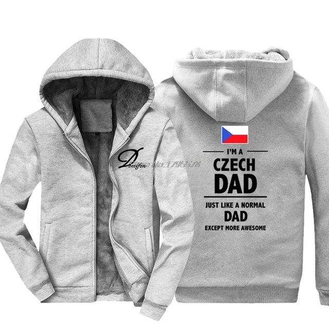 classic fit 72788 67a15 Fashion-Casual-Men-Hoodie-I-m-A-Czech-Dad-Daddy-Father-s-Day-Czech-Republic-Gift.jpg 640x640.jpg