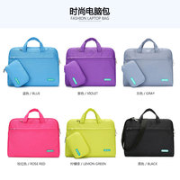 Women Business Laptop Briefcase Sleeve Bag For Lenovo Yoga Book 10 1 Inch Tablet PC Men