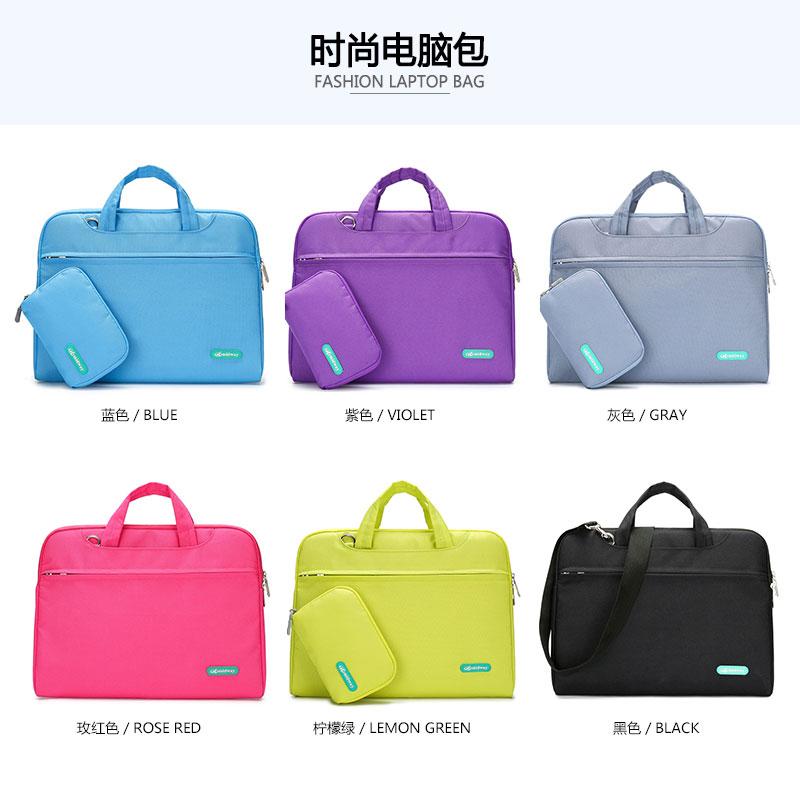 Women Business Laptop Briefcase Sleeve Bag for Lenovo Yoga Book 10.1 Inch Tablet PC men Handbag Case for Lenovo Yoga Book bag
