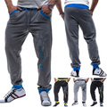Men's Fashion Hip Hop Sweat Pants Harem Dance  Baggy Trousers Slacks Men Pants Man Trousers