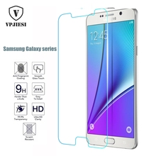 Tempered Glass For Samsung Galaxy A3 A5 A7 2015 s4 s5 s6 s7 J3 J5 J7 J2 PRIME Prime Screen Protector Protective Film