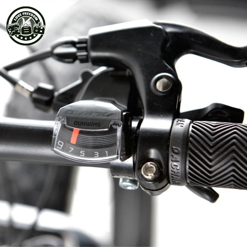 Bicicleta de montaña Love Freedom 7 velocidades, 21 velocidades .24 - Ciclismo - foto 4