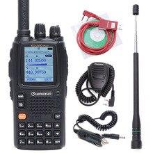 Wouxun KG UV9D プラスマルチバンド多機能 DTMF 7 バンドハムセット双方向ライドウエアバンドトランシーバー双方向ラジオ