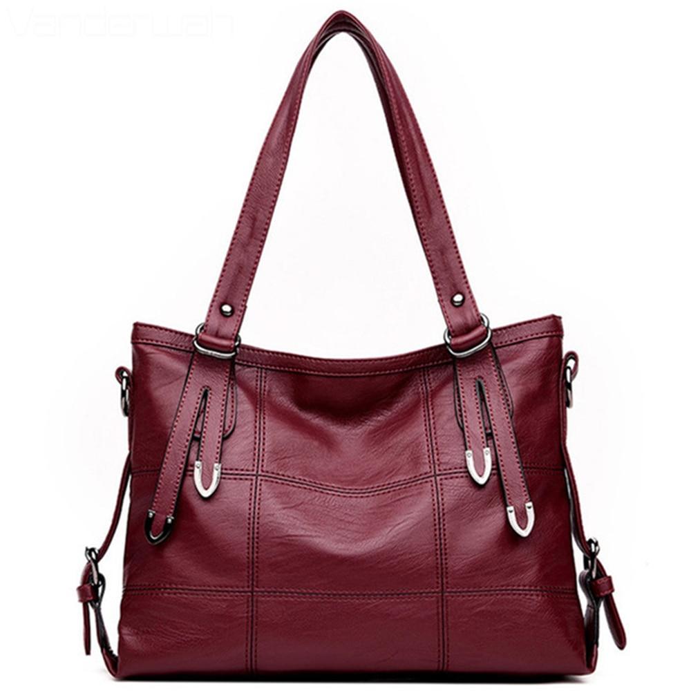 Hot White Bags For Women 2018 Luxury Handbags Women Bags Designer Handbags High Quality Crossbody Bags Messenger Bag Sac A Main цена