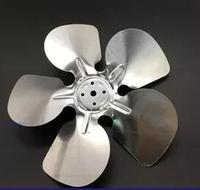 Freezer Parts 5 Blades Aluminum Motor Fan Blade 300mm