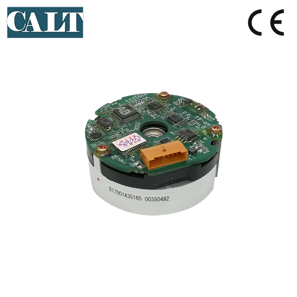 good price for UTSIH-B17CK B1700 Programmable YASKAWA rotary servo motor encoder dhl ems yaskawa trd y2048 servo motor encoder good in condition for industry use a1