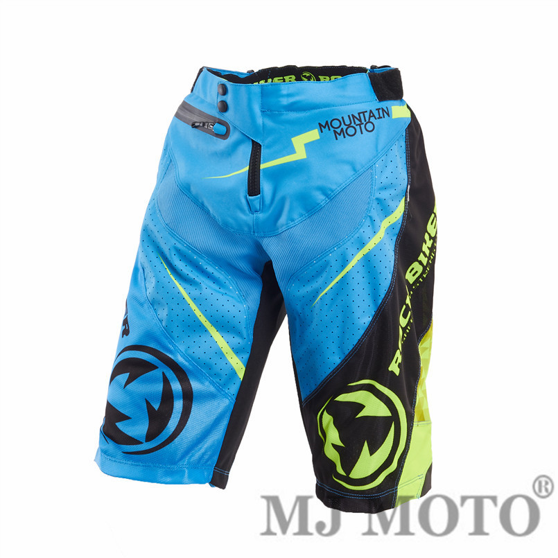 2018 Rock Biker motorcycle men short pants mx pants motocross racing Leisurre pantalon moto sports shorts Beach Volleyball
