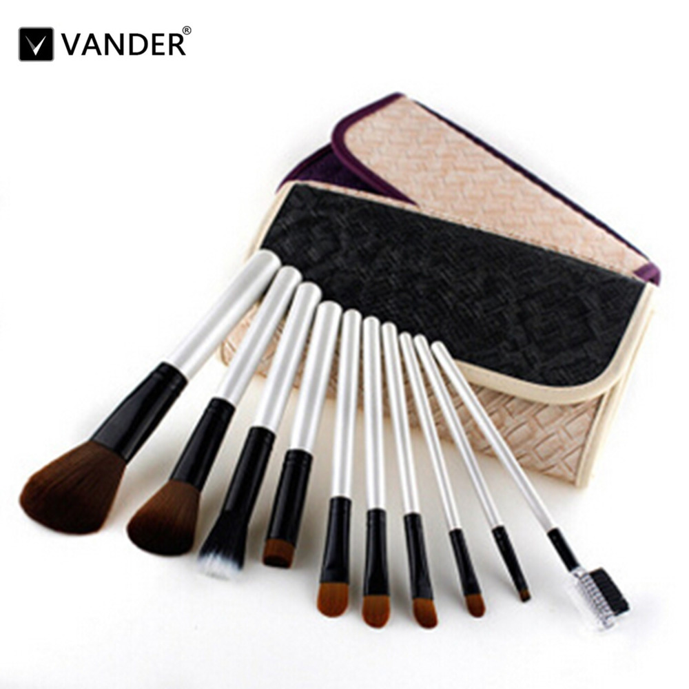 20pcs Professional Makeup Brush Set Powder Foundation Eyeshadow Eyeliner Lip Brushes Pinceaux Maquillage Make Up Cosmetic Tool 2017 new20pcs foundation eyeshadow eyeliner lip brush tool makeup brushes set powder new