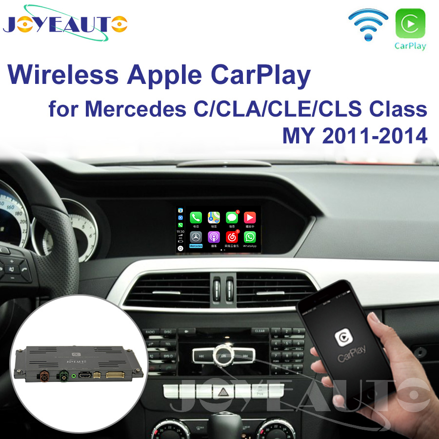 Fast delivery worldwide carplay mercedes on Store Alsu