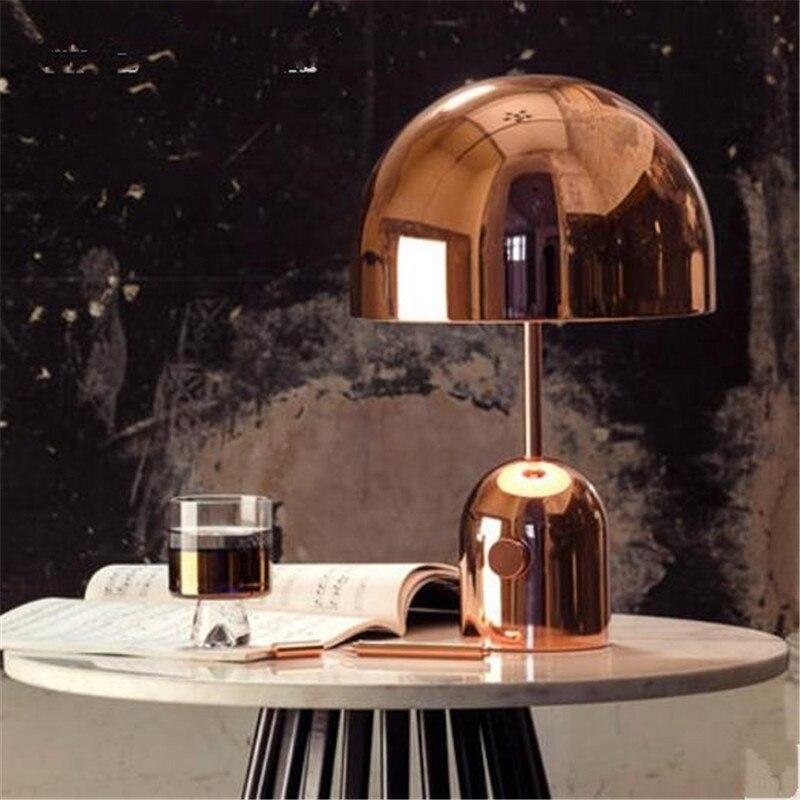 Постмодерн гостиная Настольная лампа творческий металл образец раскладывающийся Диван Настольная лампа исследования настольная обучения...