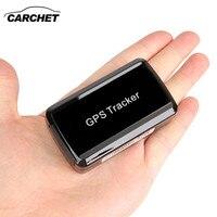 CARCHET Mini GPS Tracker GSM GPRS Tracker Samochód Lokalizator Urządzenie Do Zdalnego Monitorowania SMS Śledzenia Pojazdów GPS Tracker