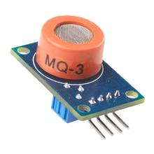 Новинка 2015 MQ3 Алкоголь Этанол Сенсор дыхание газ этанол обнаружения MQ-3 для Arduino 51