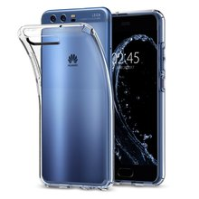 Scratch Resistant Clear Phone Case For Huawei P10 Plus Lite Silicone Anti knock