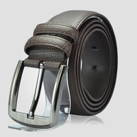 Genuine Leather Mens Belts 6 Style Brown Black 2015 Nice Quality Luxury For Men Automatic