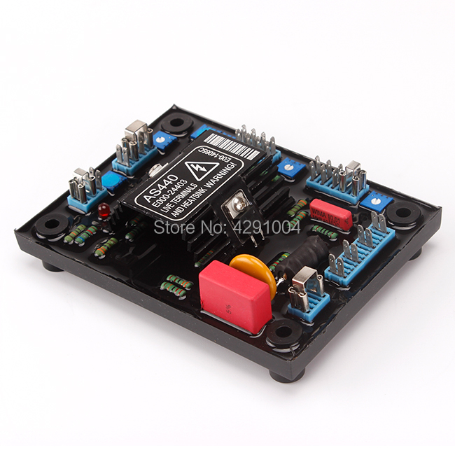 Match Generator AVR AS440-A Alternator Automatic Voltage Regulator match stamford avr as440 a red as440 for generator