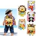 Infantil Cute Baby Crianças Lanche Mochila Escolar Crianças Nursery School Bolsas Meninas Meninos Figura Animal de Pelúcia Saco Boneca de Brinquedo de Pelúcia