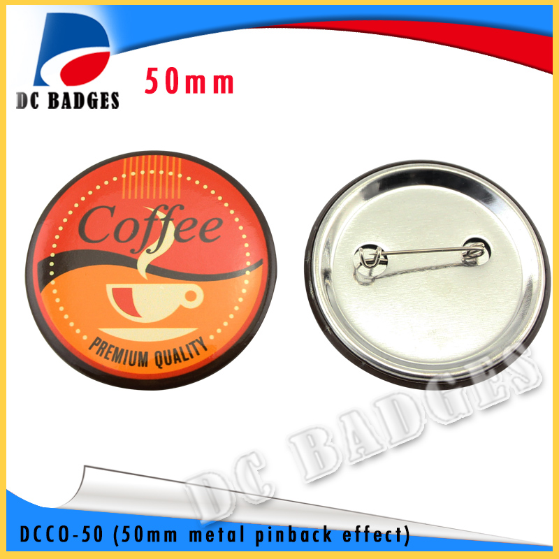 Factory Hot Selling 2(50mm) 200sets Metal Pinback Badge Button Material цена 2016