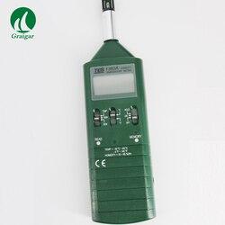 TES-1360A miernik wilgotności i temperatury-20 ℃-+ 60 ℃ 10%-95%