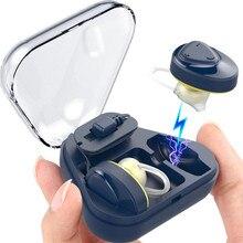BL02 Mini fone de ouvido Sem Fio Bluetooth 4.2 Estéreo Fones De Ouvido fones de Ouvido Do Esporte Com 700 mah de Carregamento Caixa de Fones de Ouvido Microfone Fones de Ouvido Para O Telefone