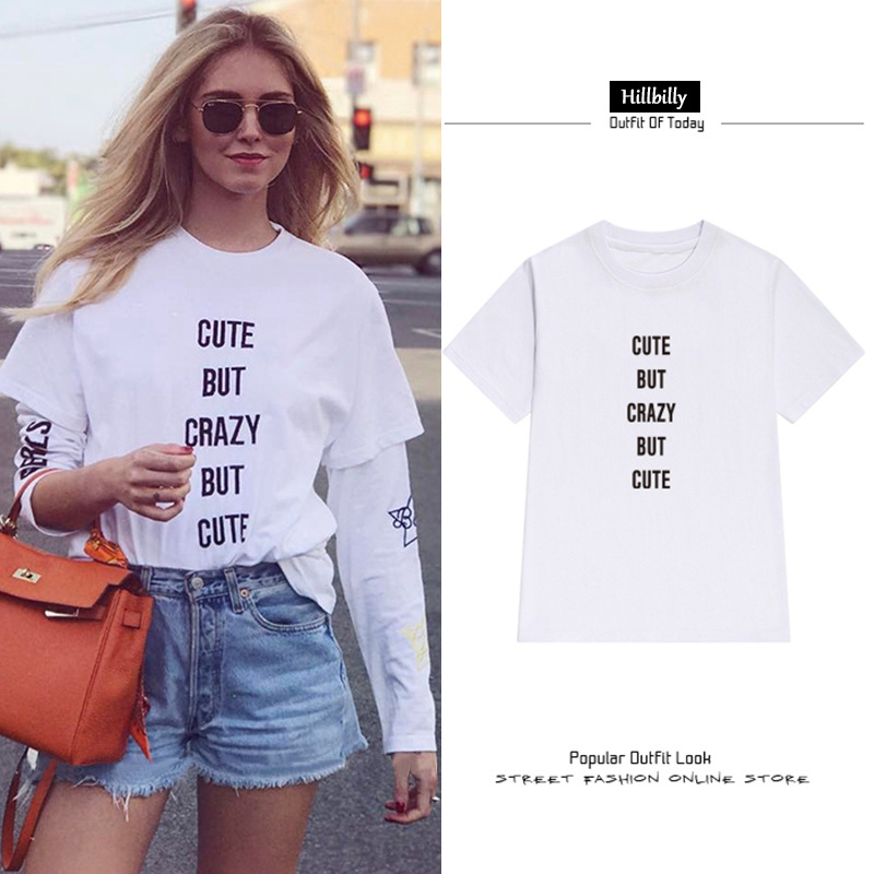 Supply Cryptographic Vintage Aesthetic Angel Print Women Tops And Blouses Shirts Summer Fashion Casual Blouse Loose Streetwear Clothes 100% Guarantee Women's Clothing