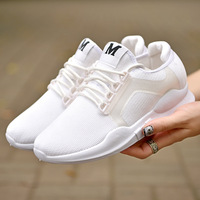 Women S Spring Autumn Light Weight Comfortable Running Shoes Breathable Mesh Cloth Sneakers Men Fitness Sports