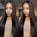 Brazilian Virgin Hair Straight 3 Bundles Brazilian Straight Hair Weave Bundles Unprocessed Virgin Human Straight Brazilian Hair