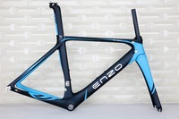 700C Carbon Frame Bike Racing Carbon Road Bicycle Frame Carbon Aero Road Frame Custom Painting Aero