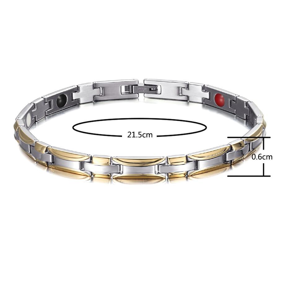 HTB1hpzVXcnrK1RjSspkq6yuvXXab - Necklace Bracelet Sets for Women Bio Energy  Fashion Magnetic Therapy