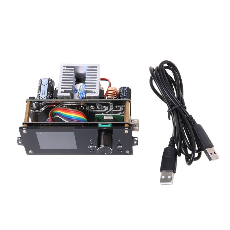 DPX6005S Laboratory Power Supply 60V5A Adjustable CNC DC Voltage Regulator Buck Module Digital LCD Display Voltage and Current-in Voltage Regulators/Stabilizers from Home Improvement