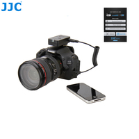JJC ES 898 Bluetooth Timer Remotes Multifunction Timer Remote Control For Iphone 4s 5 5s 6