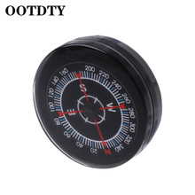 portable mini camping hiking navigation portable handheld compass survival practical guider OOTDTY New Portable Mini Oiling Survival Button Compass Hiking Camping Practical Guider  Outdoor Compass