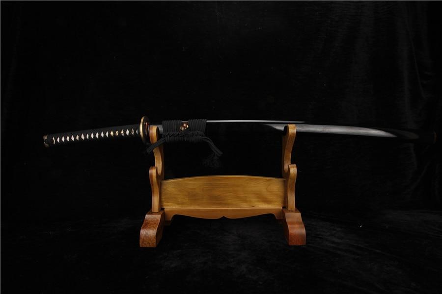 pritaikytas japonų rankų darbo katanos samurajų kardas Tyouji - Namų dekoras
