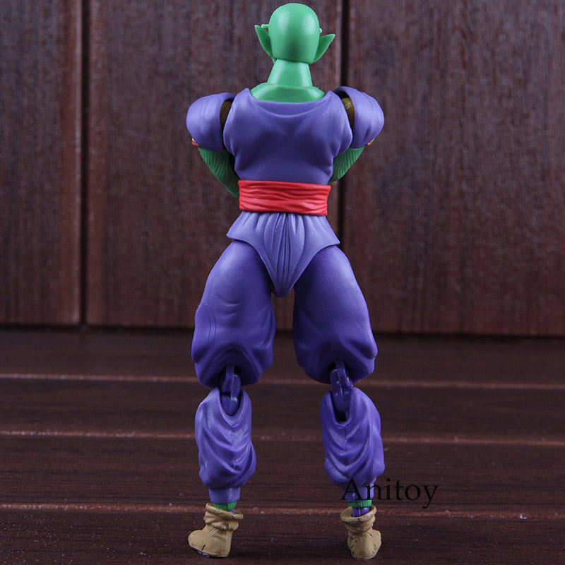 SHF S.H.Figuarts Dragon Ball Z Piccolo DBZ PVC Dragon Ball Figure Action Collectible Model Toys for Boys 16cm