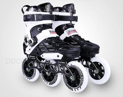 roller slalom
