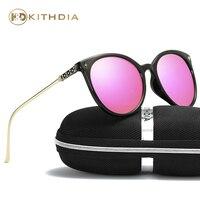 KITHDIA Brand Goggles Polarized Sunglasses Driving Sun Glasses Womens Round Sunglasses Oculos De Sol Eyewear Accessories